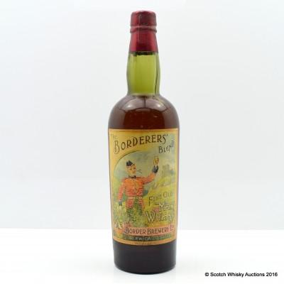 The Borderers' Blend Fine Malt Whisky