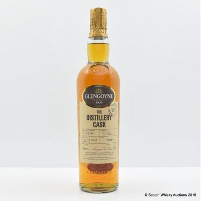 Glengoyne 1997 Distillery Cask #3136