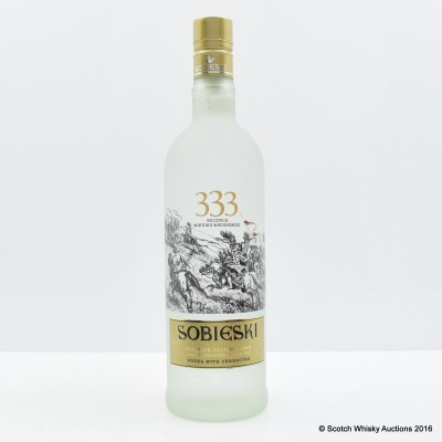 Sobieski 333 Anniversary Of The Battle Of Vienna Limited Edition