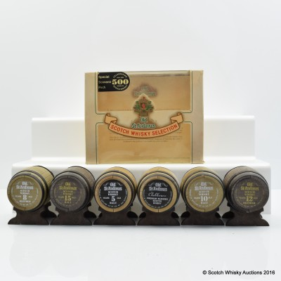 Old St. Andrews Miniature Collection 6 x 5cl