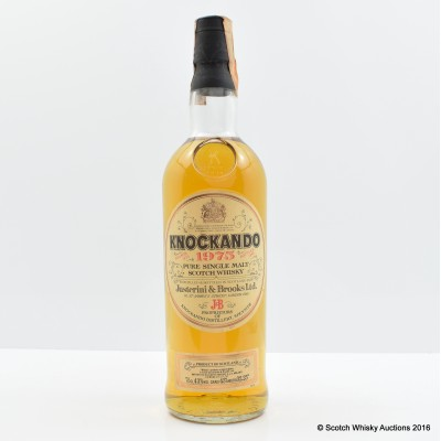Knockando 1975 75cl