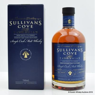 Sullivan's Cove French Oak Cask #HH0521