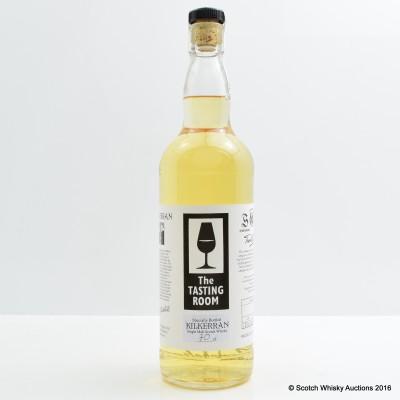 Kilkerran The Tasting Room Bottling