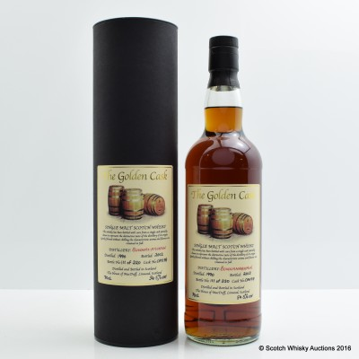 Bunnahabhain 1990 The Golden Cask