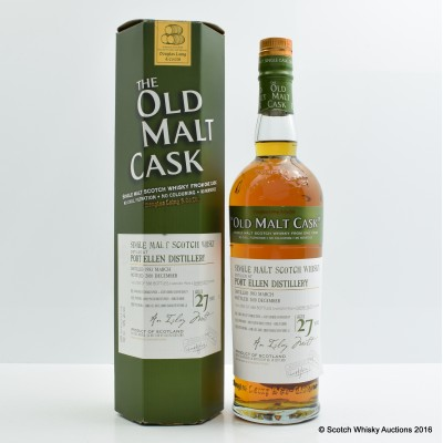 Port Ellen 1983 27 Year Old OMC