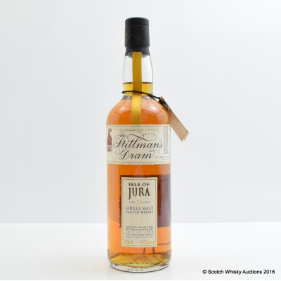 Jura 26 Year Old Stillman's Dram