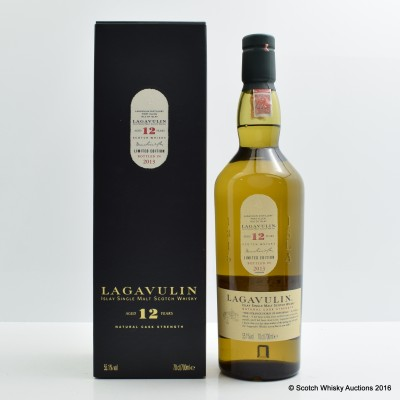 Lagavulin 12 Year Old 2013 Release