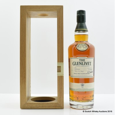 Glenlivet 18 Year Old Guardians Single Cask Edition