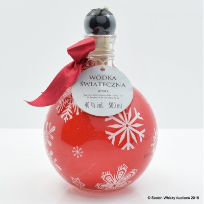 Wodka Swiateczna Red 50cl
