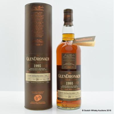 GlenDronach 1995 20 Year Old Single Cask #4047