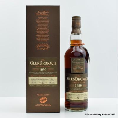 GlenDronach 1990 20 Year Old #3068