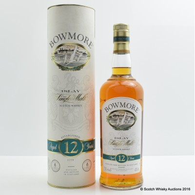 Bowmore 12 Year Old Old Style