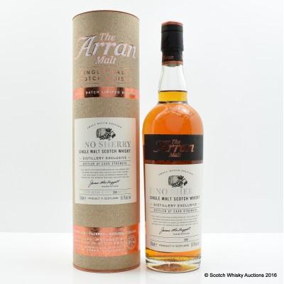 Arran Distillery Exclusive Fino Sherry