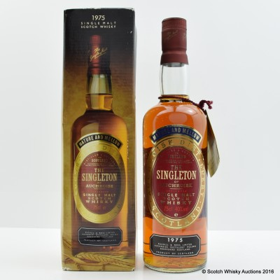 Singleton of Auchroisk 1975 75cl