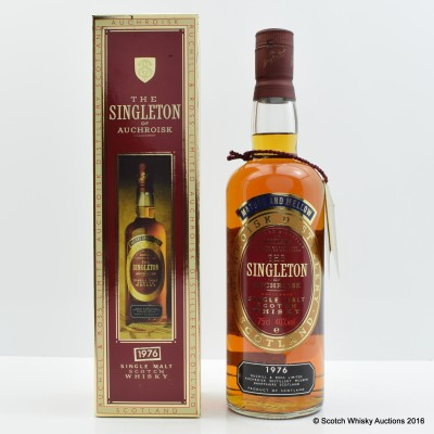Singleton of Auchroisk 1976 75cl