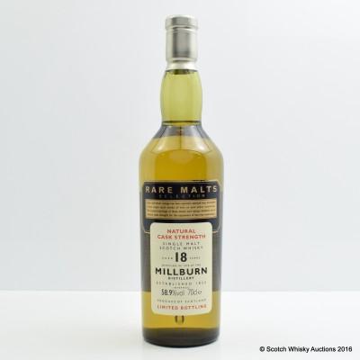 Rare Malts Millburn 1975 18 Year Old