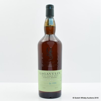 Lagavulin Distillers Edition 1999 1L