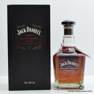 Jack Daniel's Holiday Select 2013