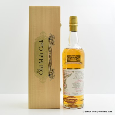 Port Ellen 30 Year Old OMC 60th Anniversary Bottling