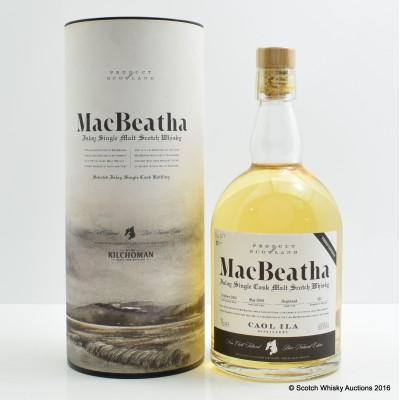 Caol Ila 2000 7 Year Old Macbetha