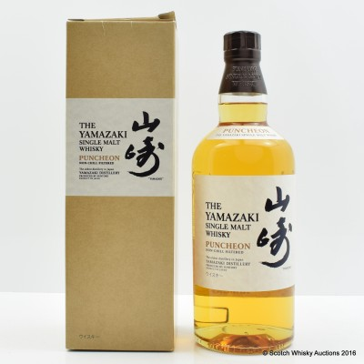 Yamazaki Puncheon 2012 Release