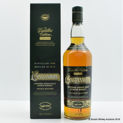Cragganmore Distillers Edition 1998