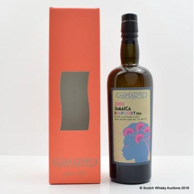 Jamaica Rhapsody Rum 2000 Samaroli