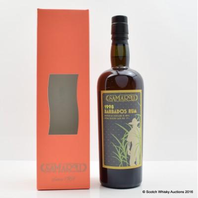 Barbados Rum 1998 Samaroli