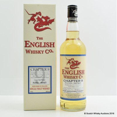 English Whisky Co Chapter 9