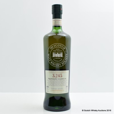 SMWS 3.245 Bowmore 1997 17 Year Old