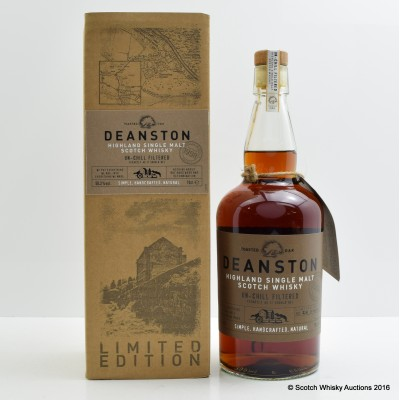 Deanston 1998 Toasted Oak