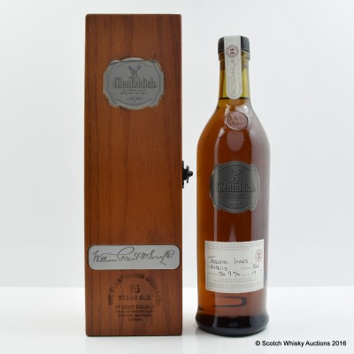 Glenfiddich Hand Filled 15 Year Old Distillery Only