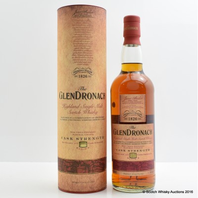 GlenDronach Cask Strength Batch #3