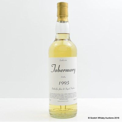 Tobermory 1995 Single Cask