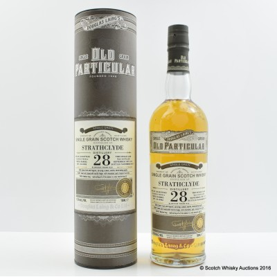 Strathclyde 1987 28 Year Old Old Particular