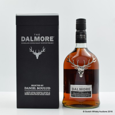 Dalmore Selected By Daniel Bolourd 75cl