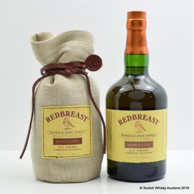 Redbreast Mano a Lámh Sherry Cask Edition