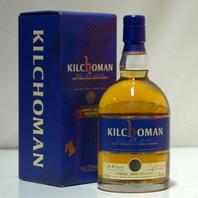 Kilchoman Spring 2010