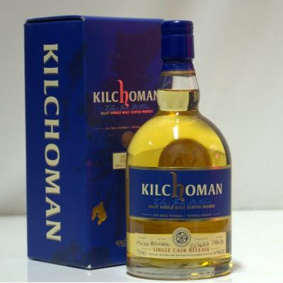Kilchoman Whisky Show 2010