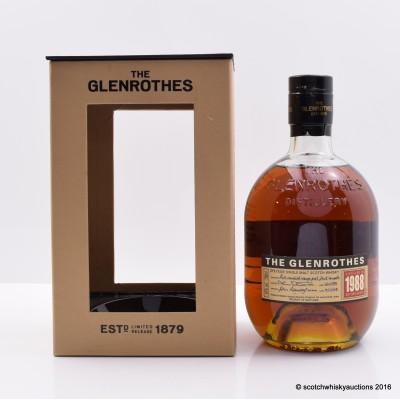 Glenrothes 1988