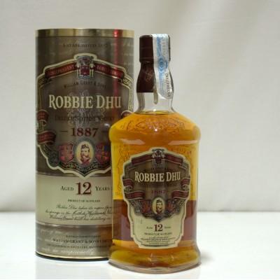 Robbie Dhu 12 Year Old