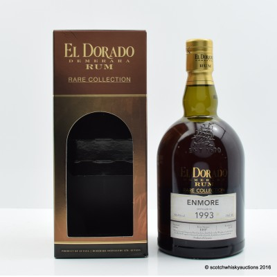 El Dorado 1993 Enmore Rare Collection