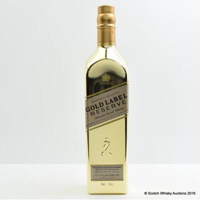 Johnnie Walker Gold Label Reserve Bullion