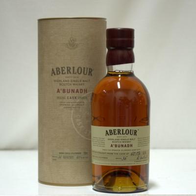 Aberlour A'Bunadh Single Cask Batch #36 Oloroso