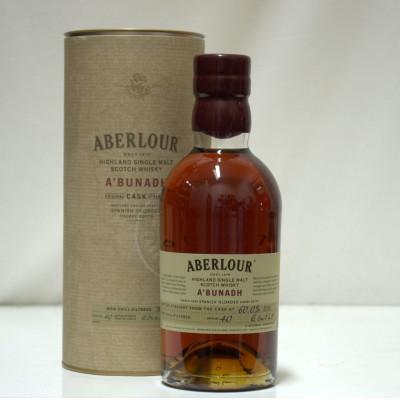 Aberlour A'Bunadh Single Cask Batch #40 Oloroso
