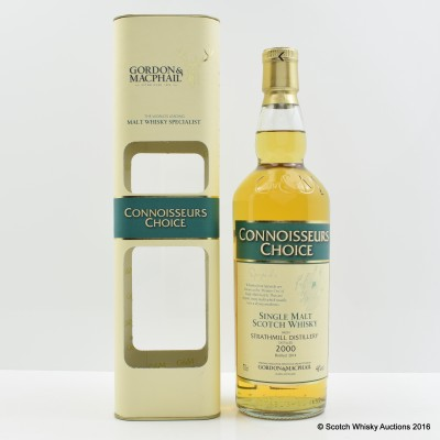 Strathmill 2000 Connoisseurs Choice