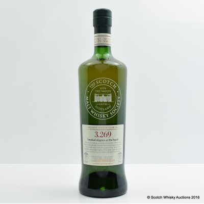 SMWS 3.269 Bowmore 1996 19 Year Old