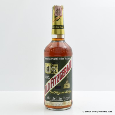 Old Fitzgerald 6 Year Old 75cl