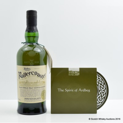 Ardbeg Rollercoaster Committee Release & The Spirit Of Ardbeg CD