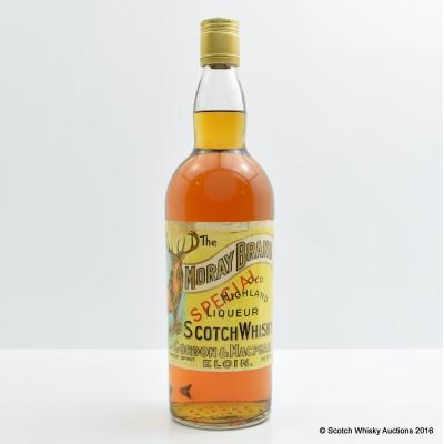 Moray Brand Special Gordon & Macphail 26 2/3 Fl Oz